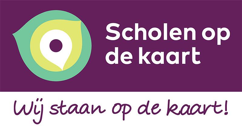 Scholen op de kaart banner